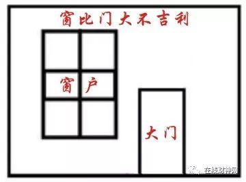 门主口、窗主眼,窗户风水有讲究,图文介绍与窗户有关的风水禁忌与注意事项